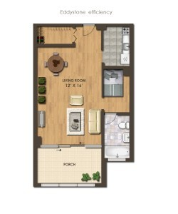 Exclusive Deal on DC Studio Apartments