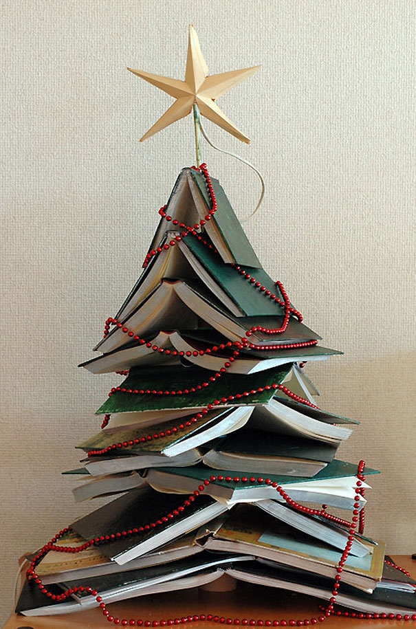 green book christmas tree