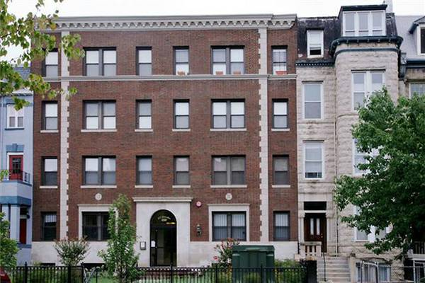 One Bedroom DC Apartment for Rent in Columbia Heights