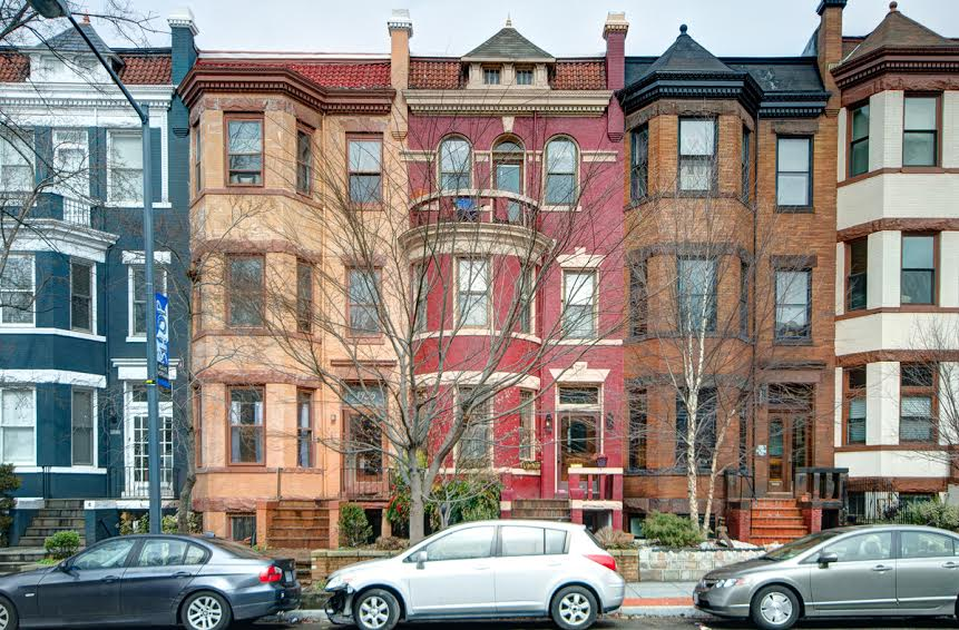 exclusive 2 bedroom apartment for rent in Adams Morgan