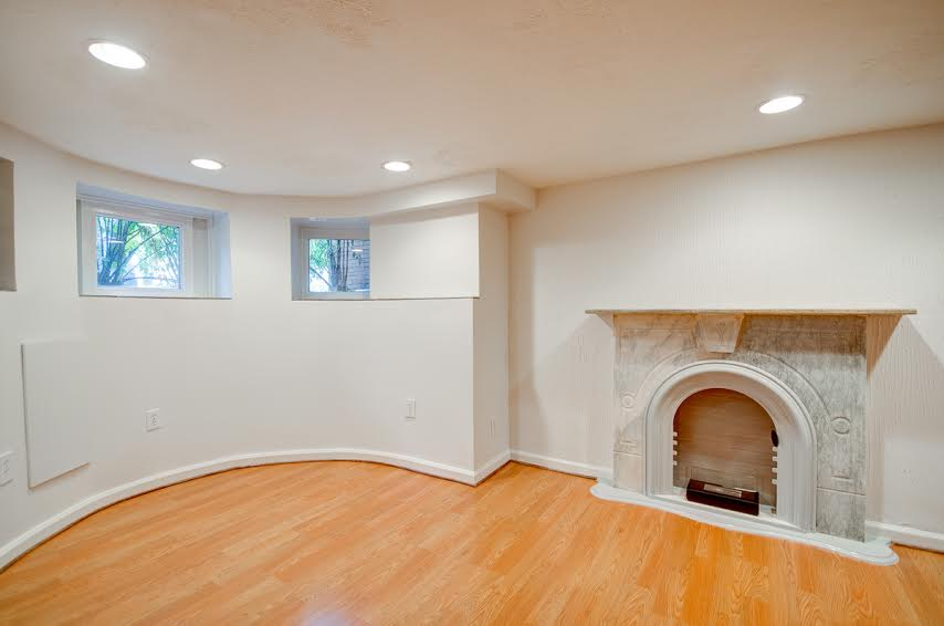 2 bedroom english basement apartment for rent in Adams Morgan