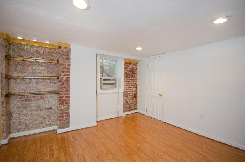 2 bedroom apartment exclusive listing with exposed brick dc