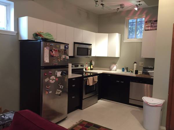 Unique Capitol Hill rental | 2 bedroom apartment available now