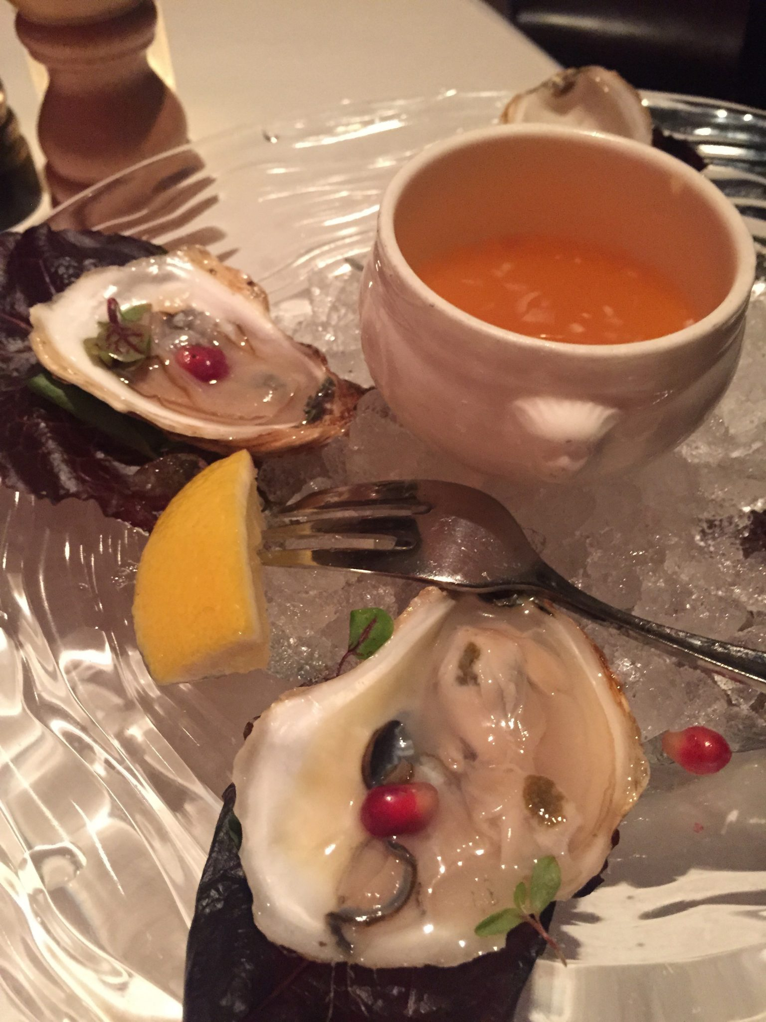 Chicago fine dining | The Gage