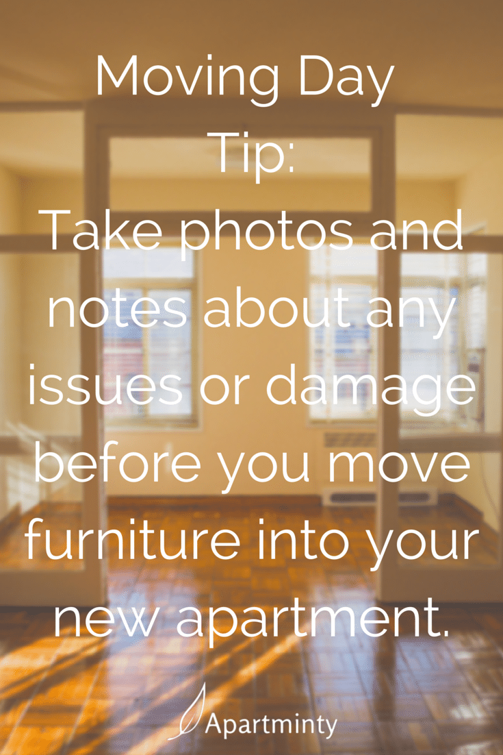 packing and moving day tips