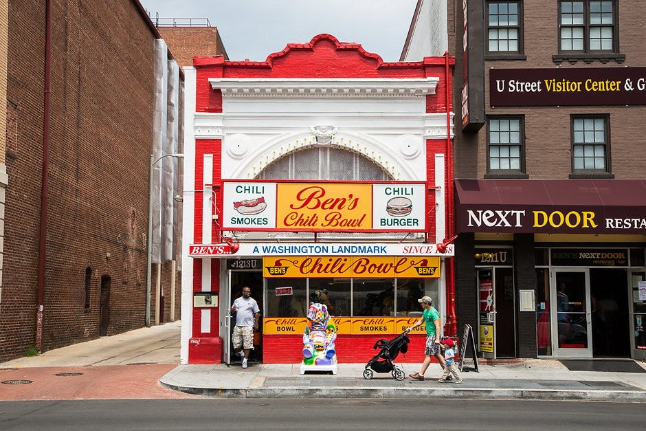 DC's Finest | Ben's Chili Bowl | U Street Corridor, Northwest Washington DC