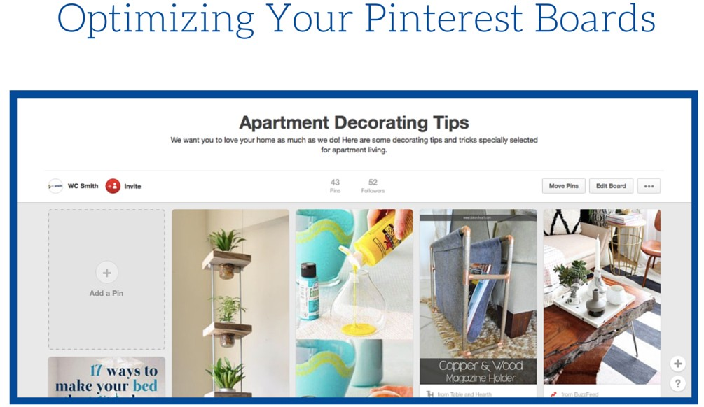 How to Become a Pinterest Master | Optimizing Your Pinterest Boards