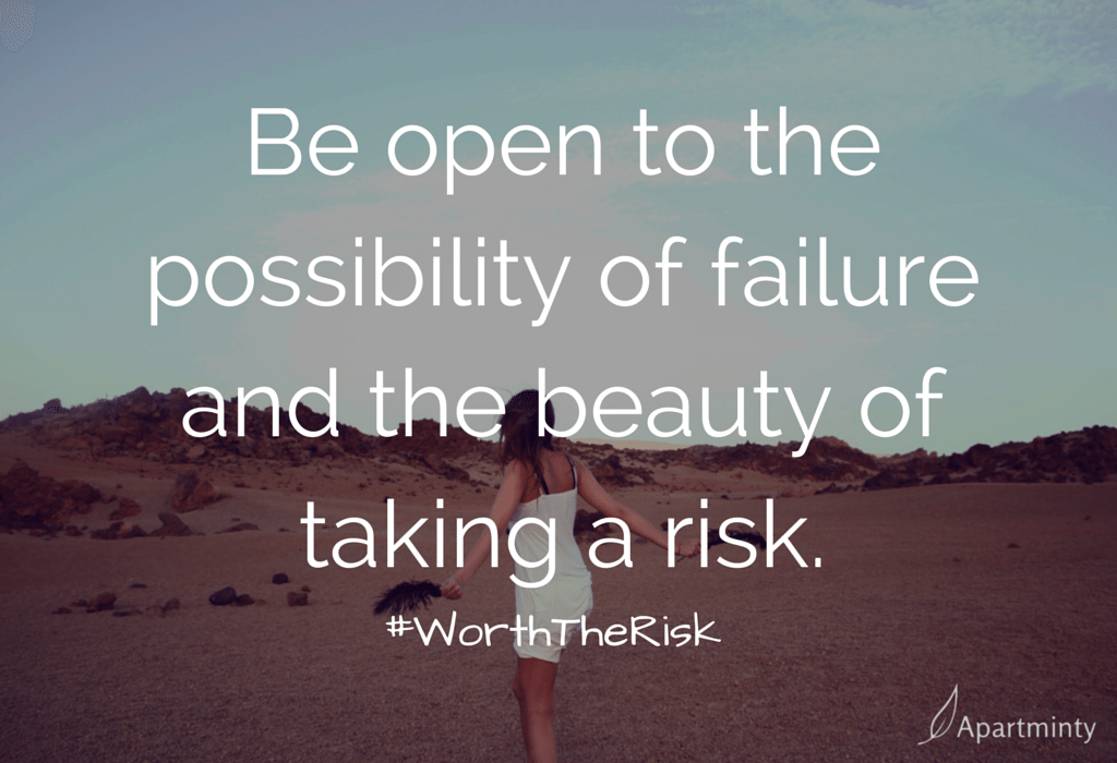 Be open to the possibility of failure and the beauty of taking a risk | Jamie Grigg, Risk Taker of the Week