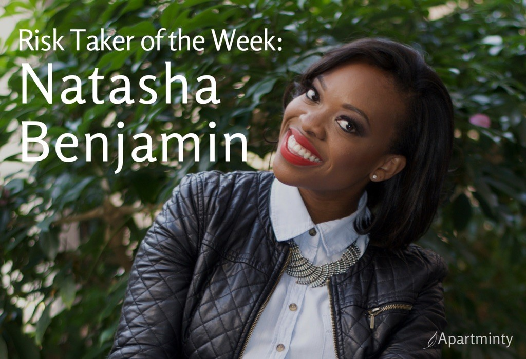 Risk Taker of the Week: Natasha Benjamin