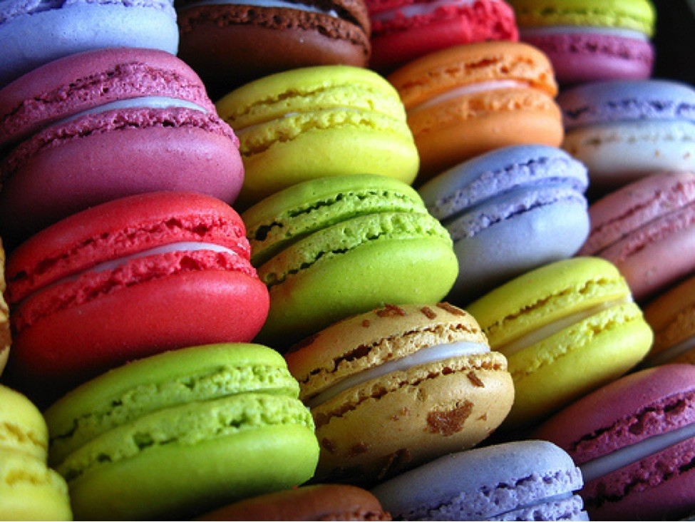 Clarendon's Finest| Macaroons from Bakeshop