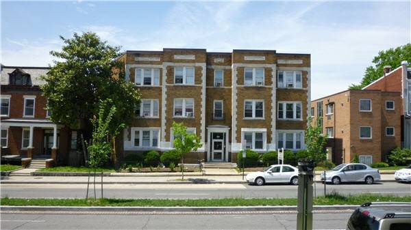 Sweet One Bedroom In Petworth   Building Exterior