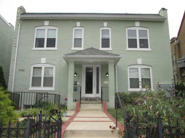 Truly Pet Friendly Apartment in Petworth | Exterior Entry