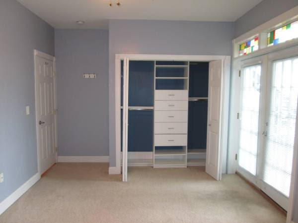 Truly Pet Friendly Apartment in Petworth | Bedroom with Great Closet Space