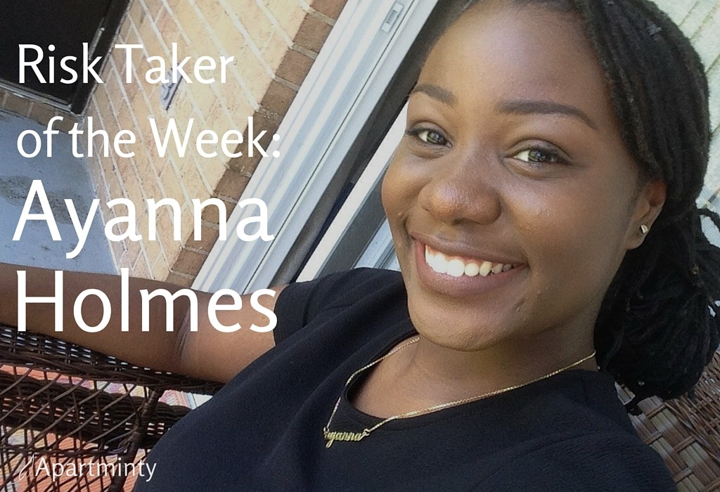 Risk Taker of the Week: Ayanna Holmes