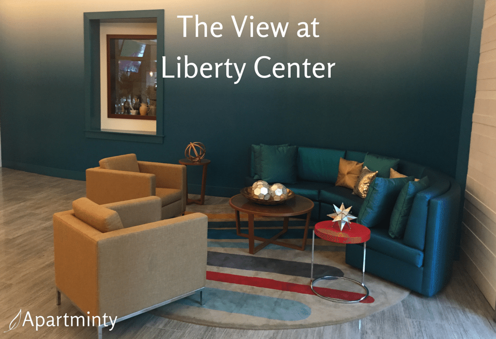 The View At Liberty Center Apartminty