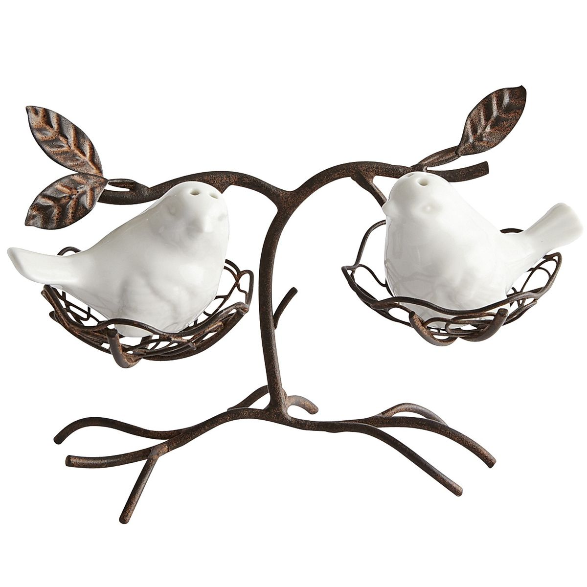 Apartminty Fresh Picks | Take A Walk On The Wild Side | Songbird Salt & Pepper Shakers