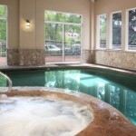 Cheyenne Creek Apartments: Indoor Pool