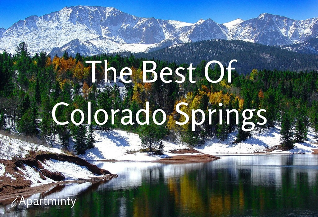 The Best of Colorado Springs