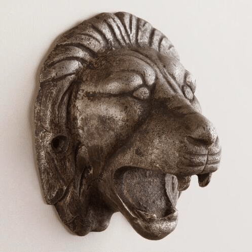 Apartminty Fresh Picks | Take A Walk On The Wild Side | Lion Wall-Mounted Bottle Opener