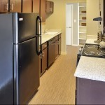 Aviator Apartment Homes: Kitchen