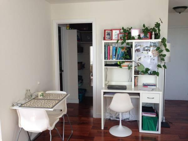 Brookland Studio For Rent | Living Area