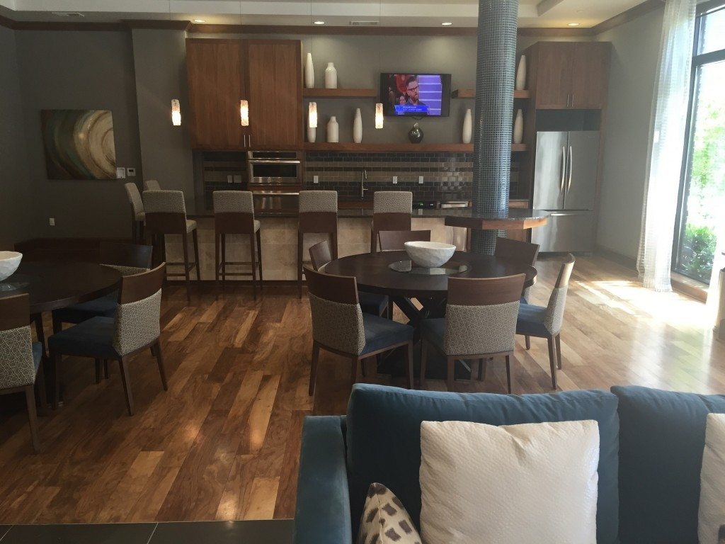 Icon at Dulles Apartment Homes Clubroom