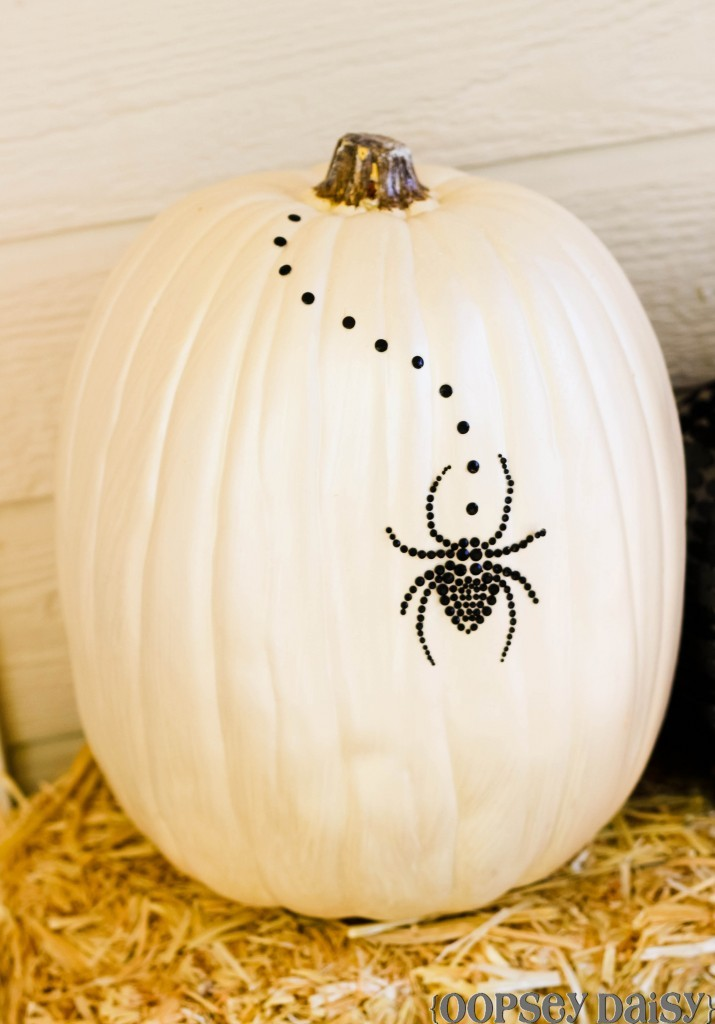 Spider Pumpkin | From Oopsey Daisy