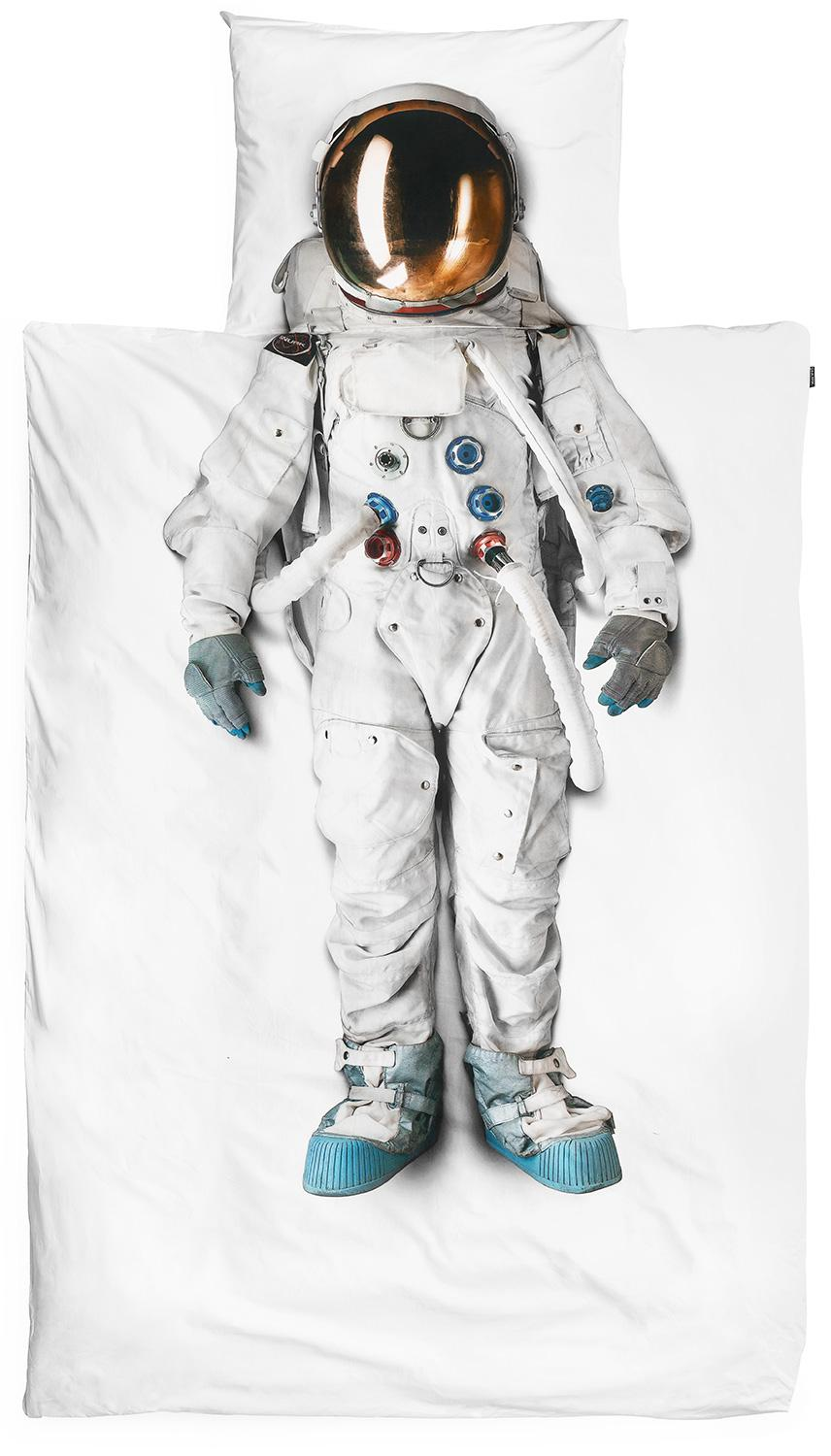 Holiday Gift Guide: Playful Presents | Astronaut Duvet Cover