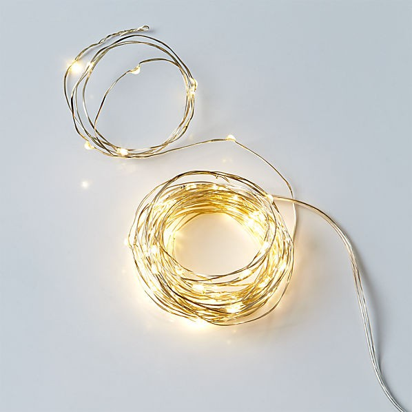 Apartminty Fresh Picks: Holiday Decor Ideas For Your Apartment | Wire Sprinkle Line Lights