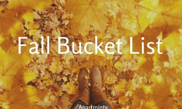 Make The Most of The Season With This Fall Bucket List