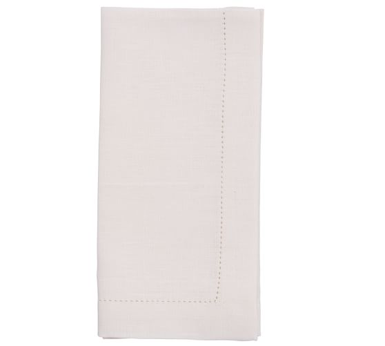 Belgian Flax Linen Hemstitch Napkins   Decorating Your Thanksgiving Table   Apartment Decorating