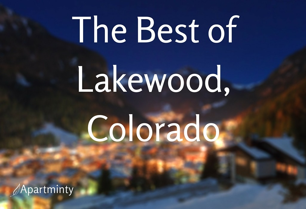 The Best of Lakewood, Colorado