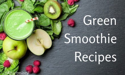 Go Green: Smoothie Recipes To Kick Start Your New Year