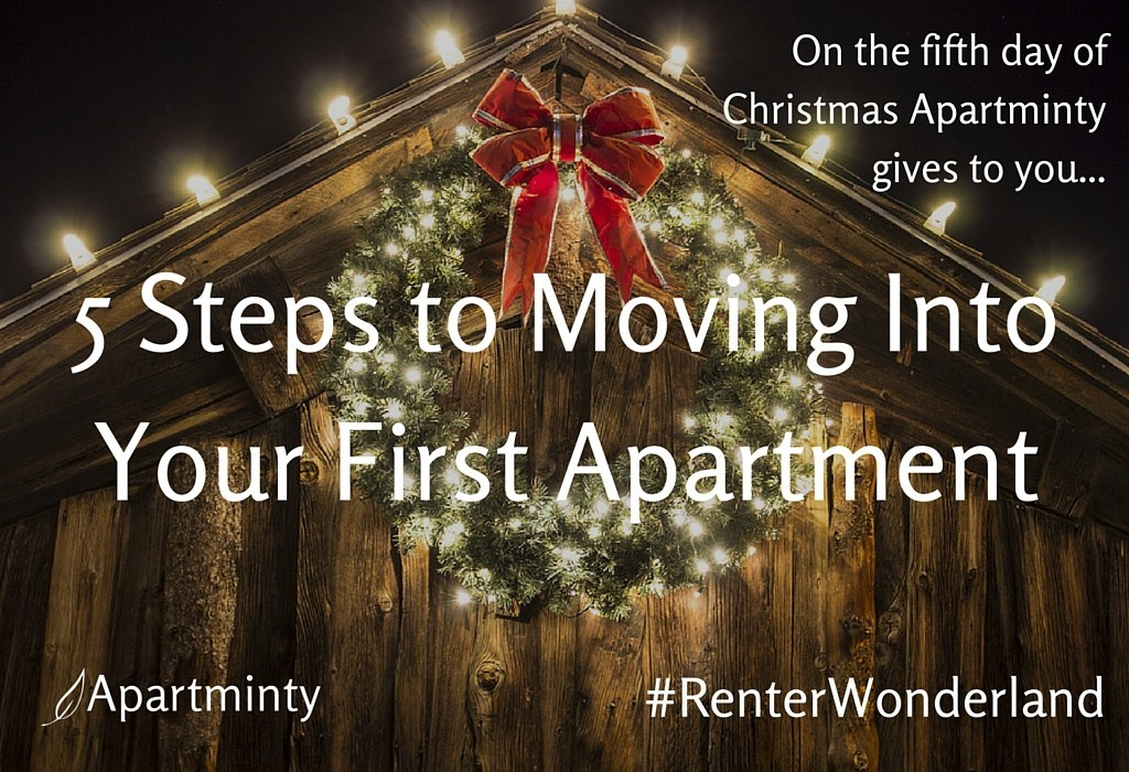 Renter Wonderland: 5th Day of Christmas