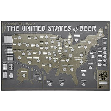 Holiday Gift Guide: Perfect Picks For The Happy Hour Enthusiast On Your List | United States Beer Tasting Map