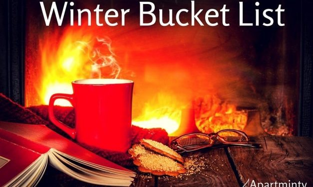 Conquer the Cold with our Winter Bucket List