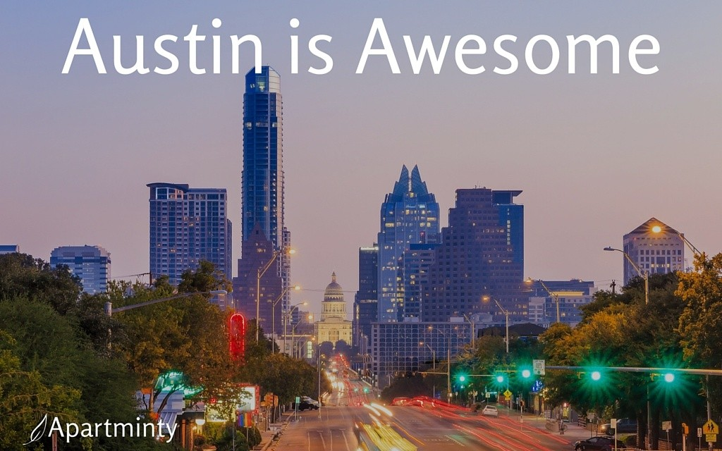 Austin is Awesome