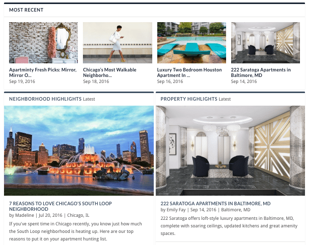 Wingman Social | Apartminty's Content Creation For Multifamily Apartment Marketing