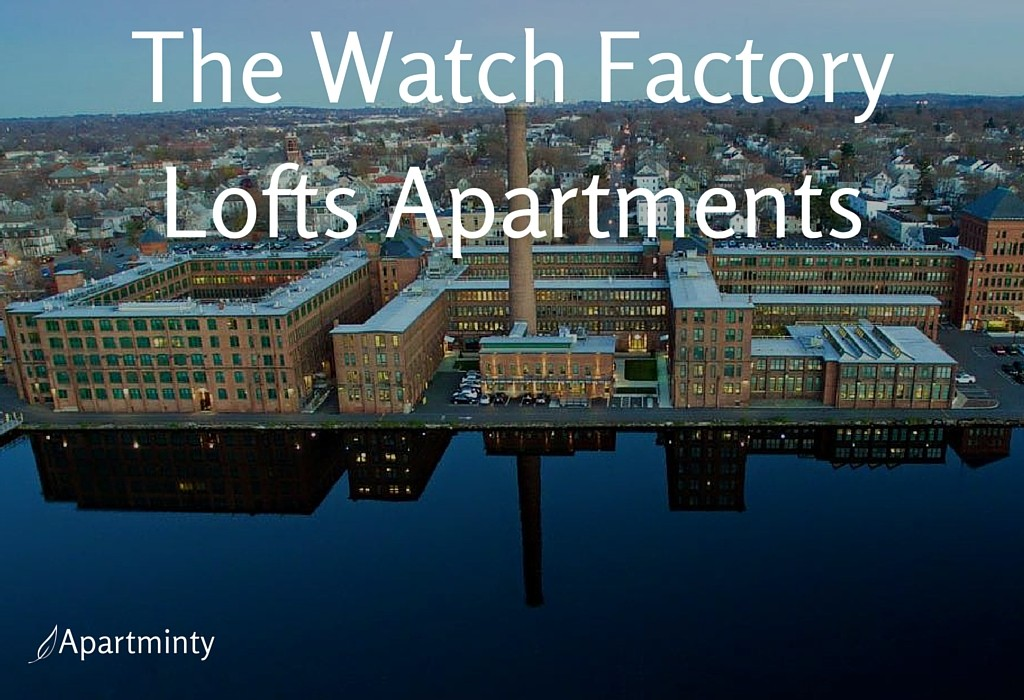 The Watch Factory Lofts Apartments | Waltham Apartments | Featured Image