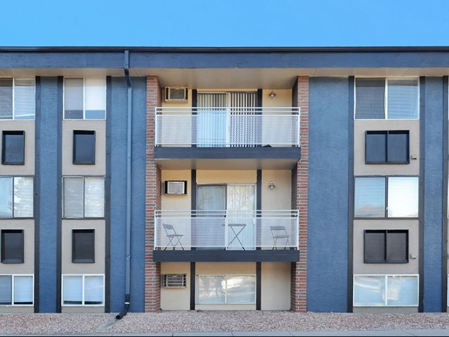 Aviator Apartments For Rent In Colorado Springs Building Exterior