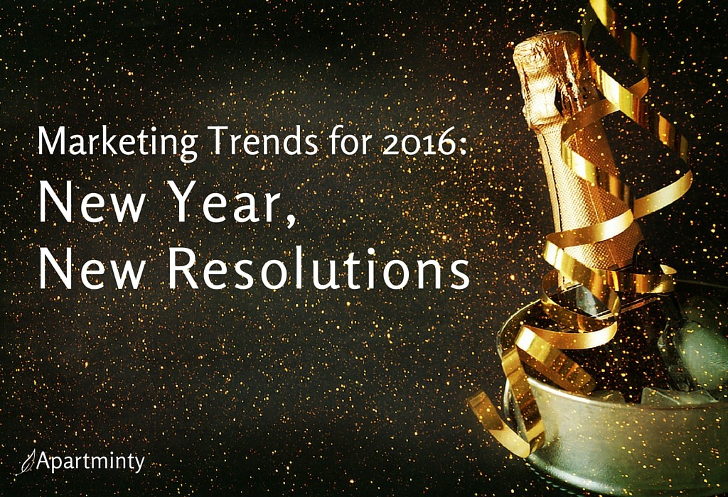 2016 Marketing Resolutions