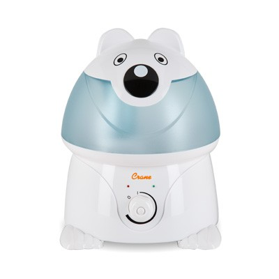 Winterize Your Life and Your Apartment | Polar Bear Humidifier |