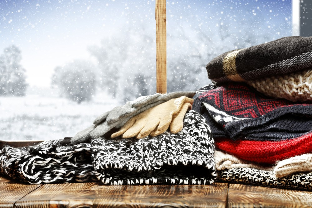 Winterize Your Life and Your Apartment | Donate Gently Used Gloves, Hats, Scarves and Coats
