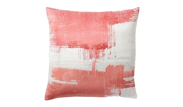 Apartment Accessories   Decorating Your Apartment   Painterly Texture Pillow Cover