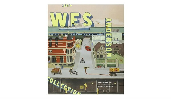 Coffee Table Books | Decorating Your Apartment | The Wes Anderson Collection