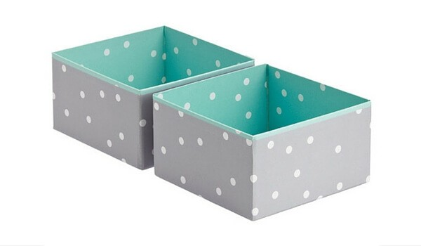 Small Space Storage Solutions For Your Apartment | Bigso Pippi Drawer Organizers