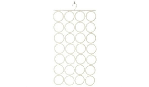 Small Space Storage Solutions For Your Apartment | Komplement Multi-Use Hanger