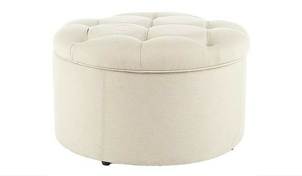 Small Space Storage Solutions For Your Apartment | Shoe Ottoman