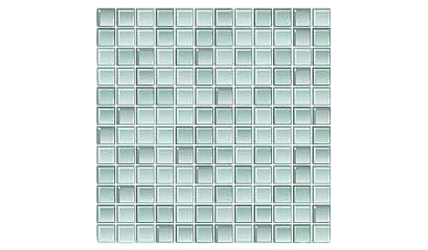 Temporary Rental Decor | Modern Mosaics Square Mosaic Tile In Ocean Front