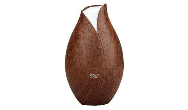 Ultrasonic Faux Wooden Essential Oil Diffuser | Apartment Essentials | Apartminty Fresh Picks: Sleep Tight